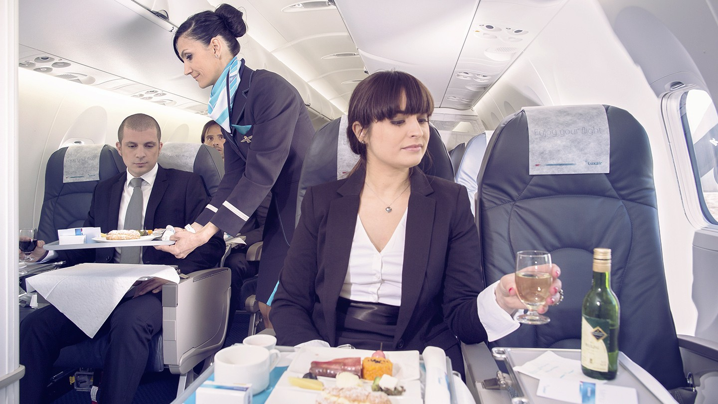 Luxair Business Class