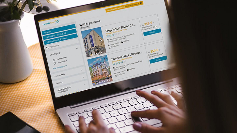 Innovations digitales de Luxair | Luxair