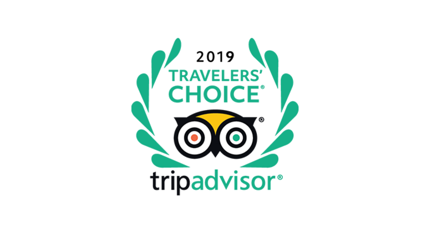 TripAdvisor Travelers' Choice Award 2019